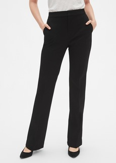 Gap High Rise Slim Boot Pants