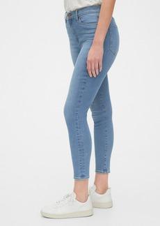 Gap High Rise True Skinny Ankle Jeans in Sculpt