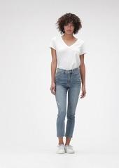 Gap High Rise True Skinny Crop Jeans