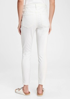 Gap High Rise True Skinny Jeans with Secret Smoothing Pockets With Washwell&#153