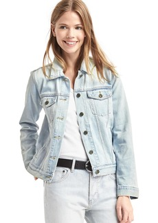 Iconic denim jacket