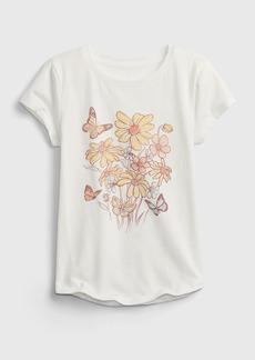 Gap Kids 100% Organic Cotton Graphic T-Shirt