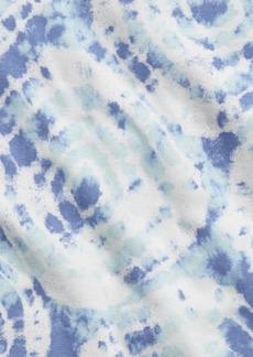 Gap Kids 100% Organic Cotton Tie-Dye Print PJ Set