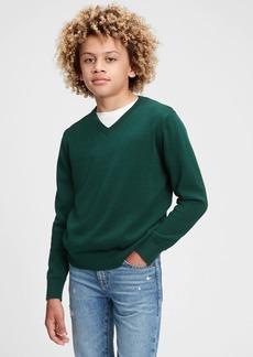 Gap Kids 100% Organic Cotton Uniform Sweater