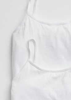 Gap Kids Basic Camis (2-Pack)