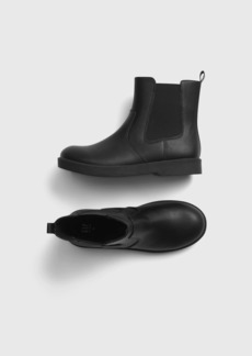 Gap Kids Black Ankle Boots