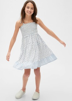 Gap Kids Bow-Tie Pattern Dress