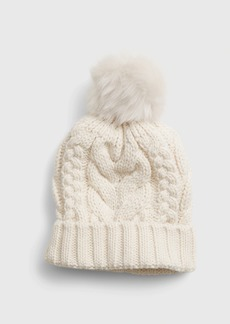 Gap Kids Cable-Knit Hat