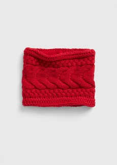 Gap Kids Cable-Knit Neckwarmer