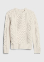 Gap Kids Cable Knit Sweater