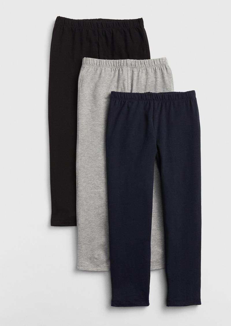 Gap Kids Capri Leggings in Stretch Jersey (3-Pack)