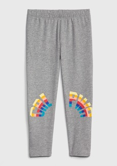 Gap Kids Capri Leggings in Stretch Jersey