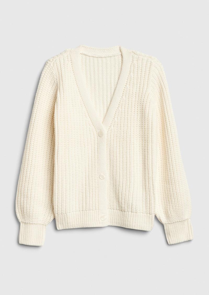 Gap Kids Cardi Sweater