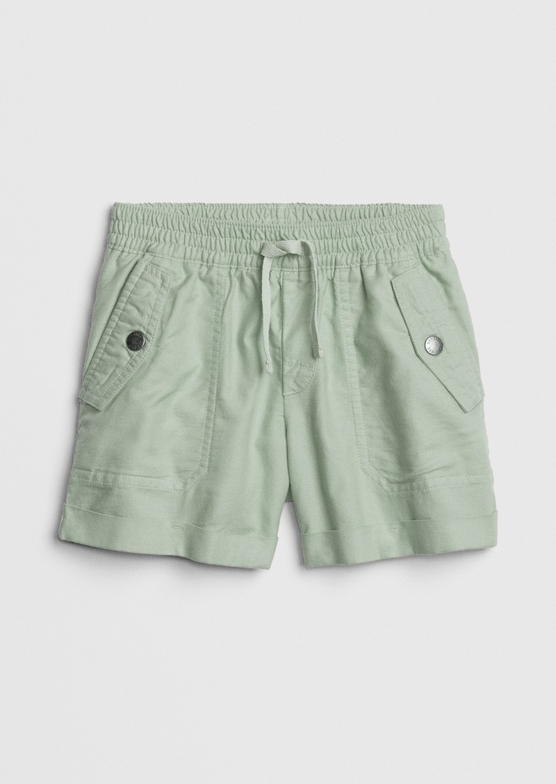 Gap Kids Cargo Pull-On Shorts