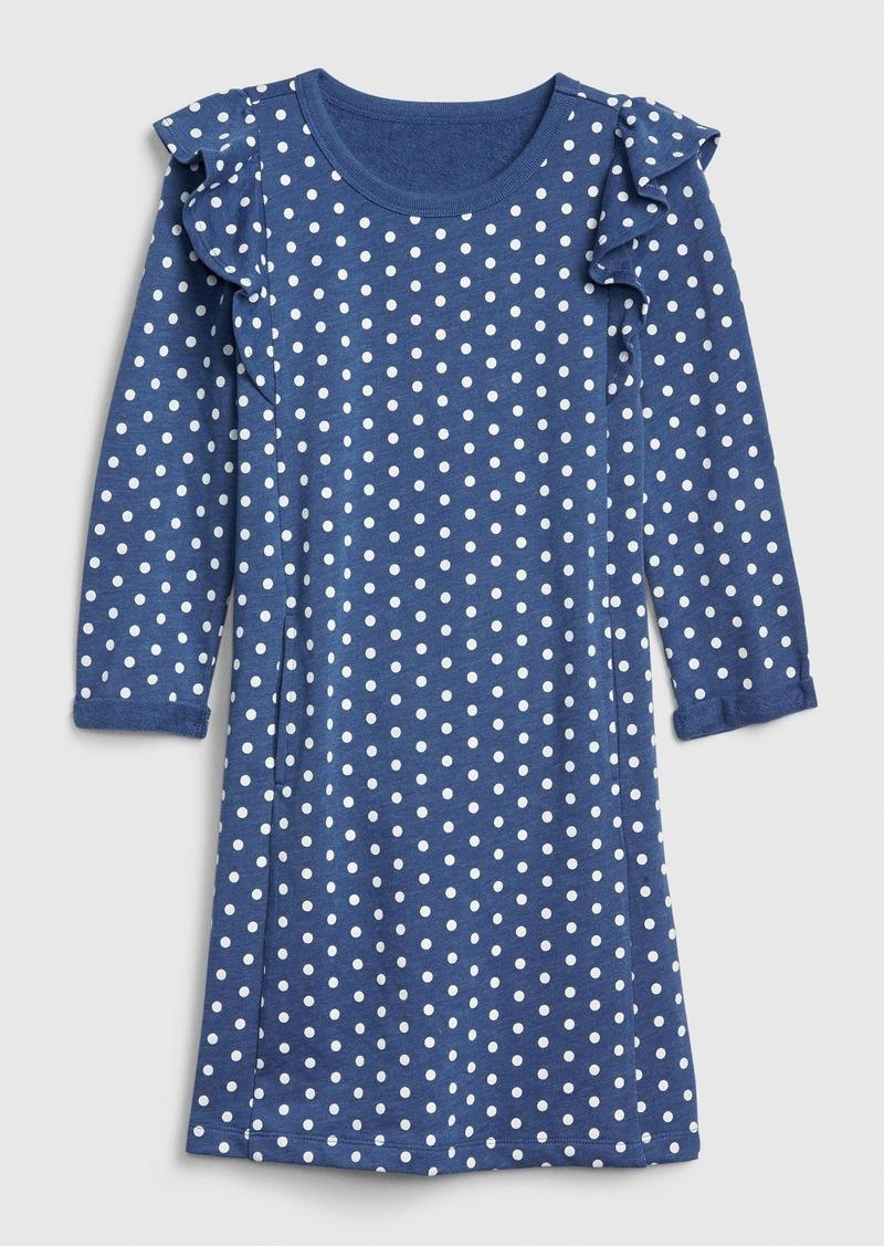 Gap Kids Cascade Ruffle Dress