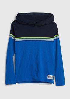 Gap Kids Chest-Stripe T-Shirt