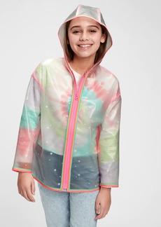Gap Kids Clear Rain Jacket