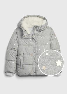Gap Kids ColdControl Max Puffer Jacket