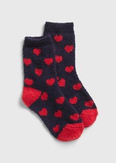 Gap Kids Cozy Fuzzy Socks
