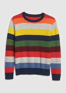 Gap Kids Crazy Stripe Sweater