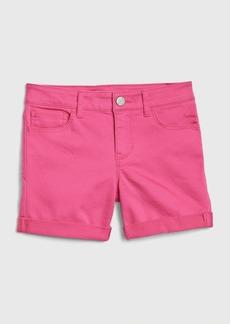 Gap Kids Denim Midi Shorts