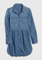 Gap Kids Denim Shirtdress