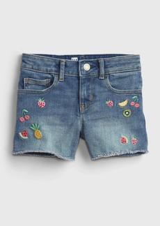 Gap Kids Denim Shorts with Stretch