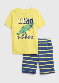 Gap Kids Dino PJ Set