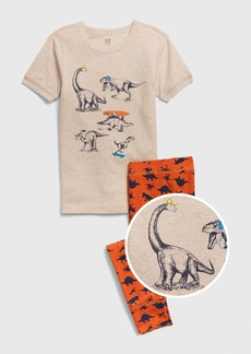 Gap Kids Dinosaur PJ Set