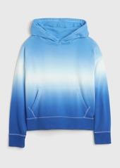 Gap Kids Dip-Dye Hoodie Sweatshirt