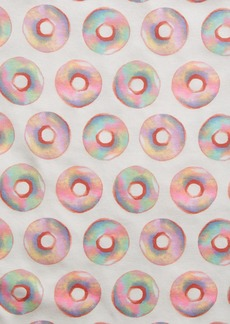 Gap Kids 100% Organic Cotton Donut Graphic PJ Set
