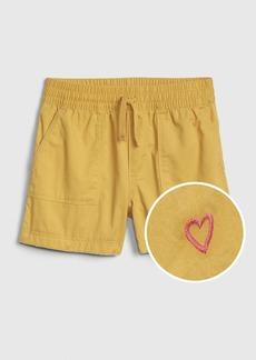 Gap Kids Easy Twill Shorts