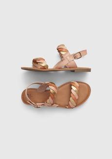 Gap Kids Braided Sandals