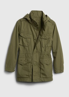 Gap Kids Fatigue Jacket