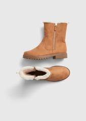 Gap Kids Faux-Suede Boots