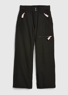 Gap Kids Fleece-Lined Snow Pants