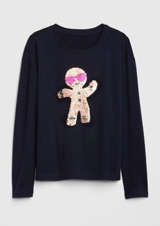 Gap Kids Interactive Graphic T-Shirt