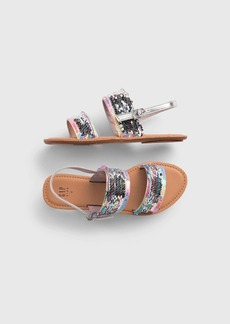 Gap Kids Flippy Sequin Sandals