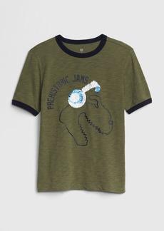Gap Kids Flippy Sequin Short Sleeve T-Shirt
