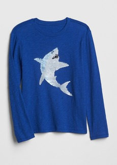 Gap Kids Flippy Sequin T-Shirt