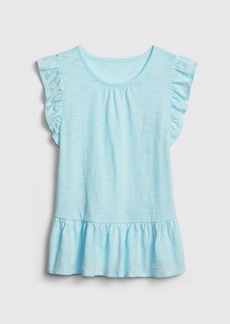 Gap Kids Flutter Peplum T-Shirt