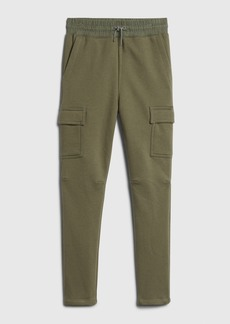 Gap Kids French Terry Cargo Joggers
