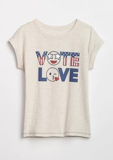 Gap Kids Graphic Dolman-Sleeve T-Shirt