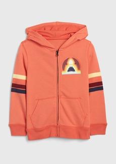 Gap Kids Graphic Hoodie Sweatshirt