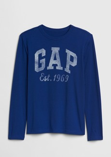Gap Kids Graphic Long Sleeve T-Shirt