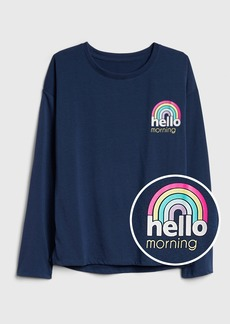 Gap Kids Graphic PJ Shirt