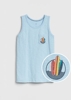 Gap Kids Graphic Tank