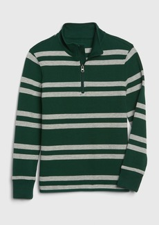 Gap Kids Half-Zip T-Shirt