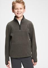 Gap Kids Half-Zip Sweatshirt