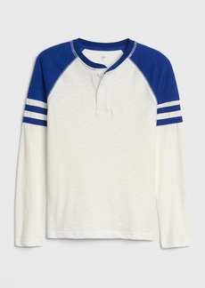 Gap Kids  Henley T-Shirt